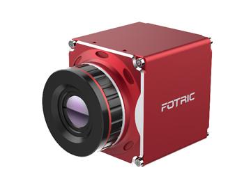 FOTRIC 700系列准确测温机器视觉热像仪