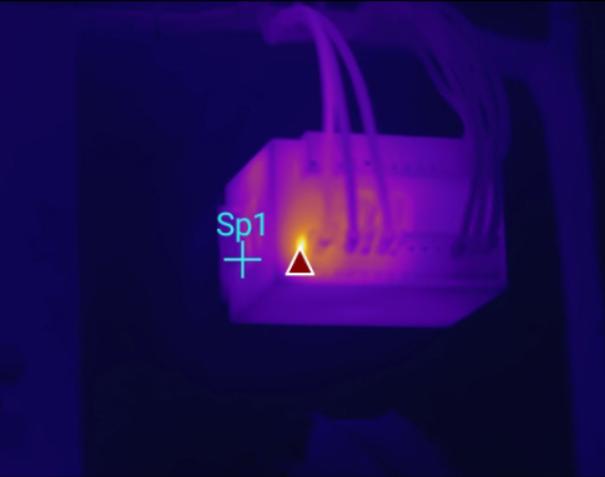 红外热成像技术在变电站耦合电容器中应用